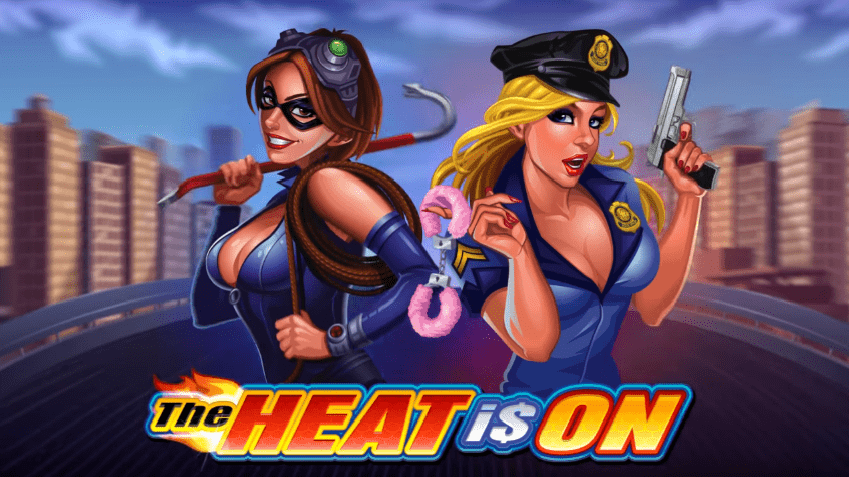 New Slot: The Heat Is On (Microgaming)