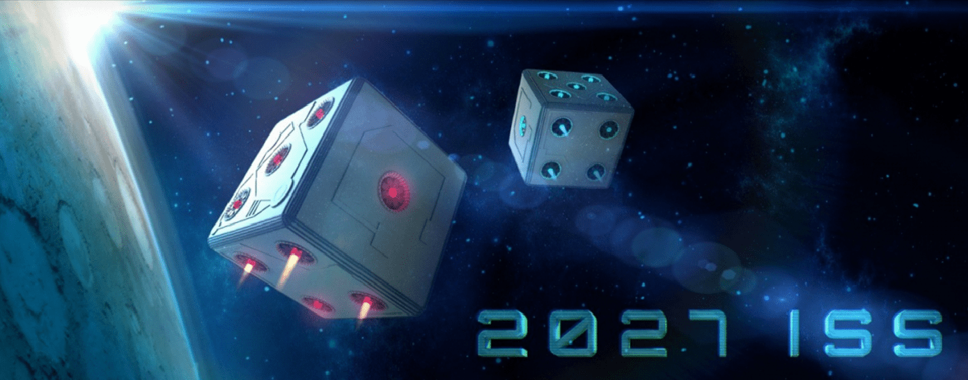 New Slot: 2027 ISS (Endorphina) Review
