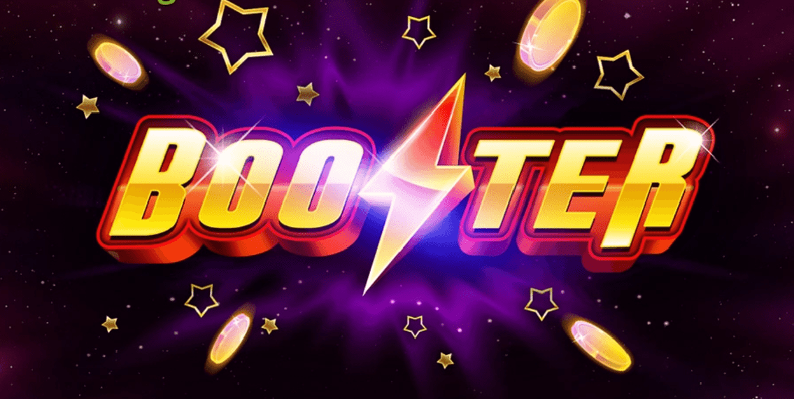 NEW SLOT: REVIEW Booster (iSoftBet)