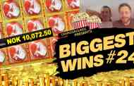 COMMUNITY BIGGEST SLOT WINS #24