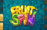 NEW SLOT: REVIEW FRUIT SPIN (NETENT)
