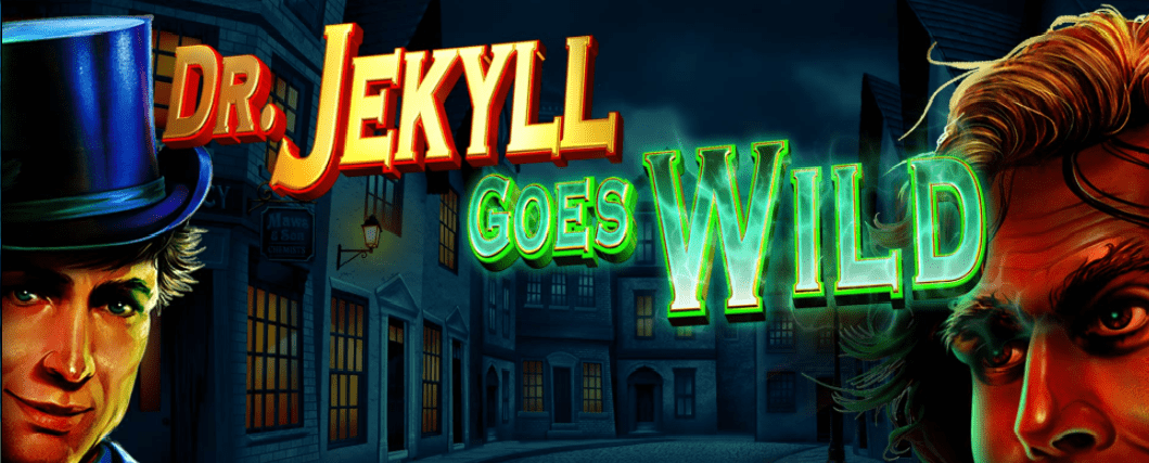 SLOT: REVIEW Dr Jekyll Goes Wild (Barcrest)