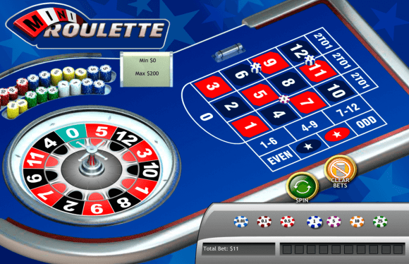 Mini Roulette Online Game by Playtech Play Online Roulette ...