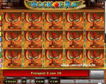 casino las vegas online book of ra 2 euro