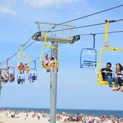 Pier One Hanging Chair Big Kahuna Beach Casino Attractions   & Breakwater