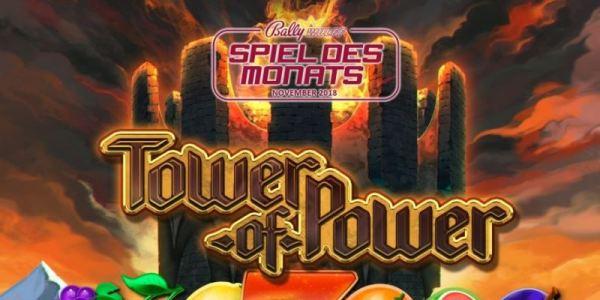 tower of power novoline # 1
