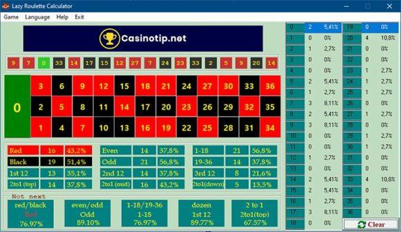 Lazy Roulette Calculator – Free Software for Winners ↔ casinotip.net