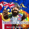 New and Exclusive Games at ALL BRITISH CASINO!