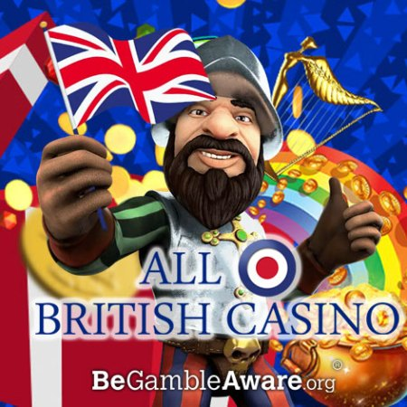 ALL BRITISH CASINO – New games and promotions