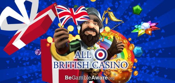 All British Casino Offer