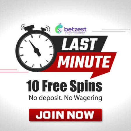 """10 Free Spins, No deposit, No Wagering, on """"Fire Toad™"""