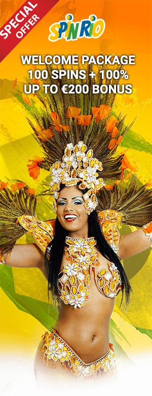 Spin Rio Casino Side Banner