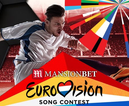 HOT RIGHT NOW – Eurovision 2021 Odds from MansionBet