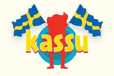 Kassu is on its way to Sweden!