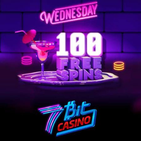 WEDNESDAY FREE SPINS