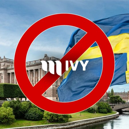 Ivy's Casino Brands to withdrawal from the Swedish market
