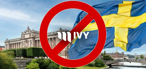 IVY Brands Sweden Market Exit