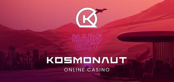 Kosmonaut Casino Tournament
