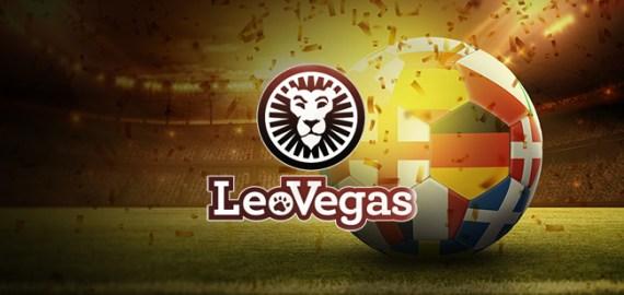 LeoVegas Euro 2020 Bonus