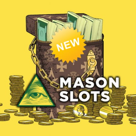 MASON SLOTS: NEW ONLINE CASINO TO GET STARTED