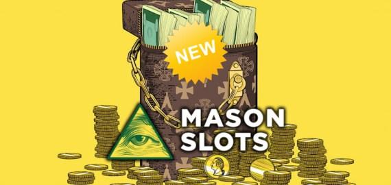 Mason Slots News