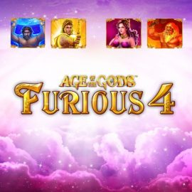 Age of the Gods™ – Furious 4 Slot