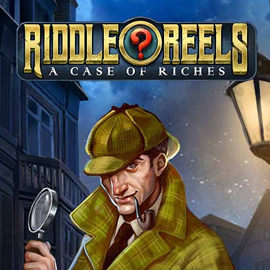 Riddle Reels: A Case of Riches Slot
