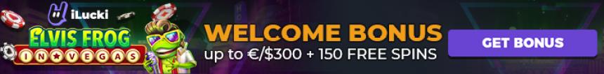 iLucky Casino Banner