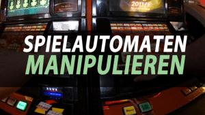 Automanten Manipulation in Deutschland Anfang 2014