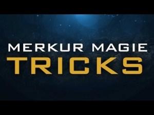 Ziel: Ein Merkur Trick, der wirklich funktioniert