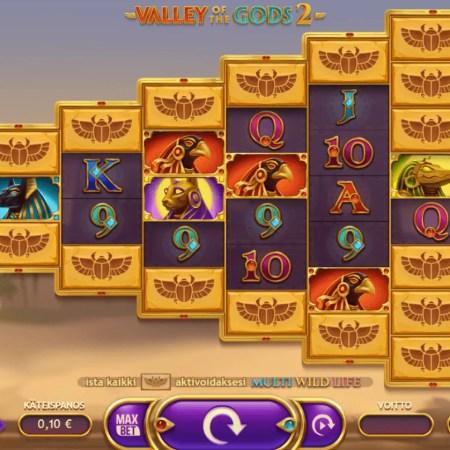 Yggdrasil: Valley of the Gods 2 arvostelu