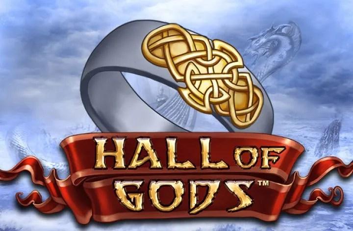 Hall of Gods jättipottipeli