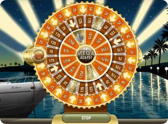 Jackpot pelit Mega Fortune
