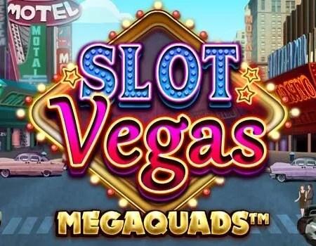 Big Time Gaming: Slot Vegas Megaquads