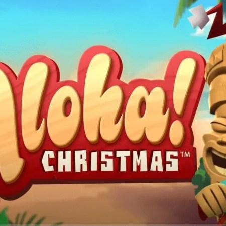 NetEnt: Aloha! Christmas Edition