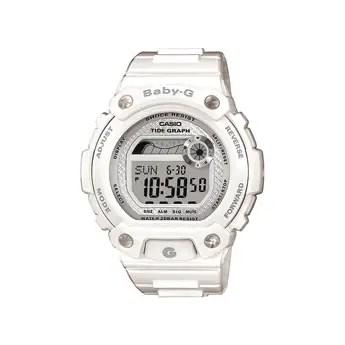 How to set alarm on Casio Baby-G BLX-100