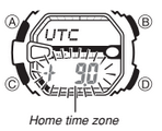 How to set time on Casio G-Shock G-9000