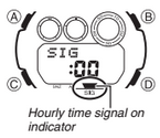 How to set alarm on Casio G-Shock GD-X6930E
