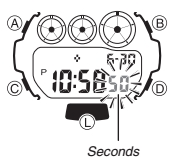 How to set time on Casio G-Shock GMD-S6900 / 3436