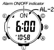 How to set alarm on Casio ProTrek PRW-3510 / 3444