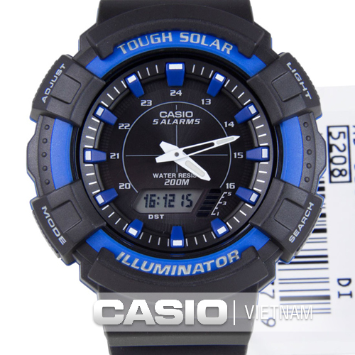 Đồng hồ Casio AD-S800WH-2A2VDF