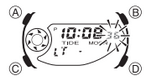 How to set time on Casio MRP-700
