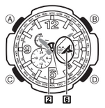 How to set time on Casio G-Shock GW-4000