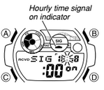 How to set alarm on Casio G-Shock GWX-8900