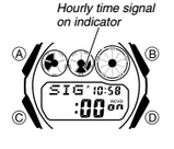 How to set alarm on Casio G-Shock GW-6900