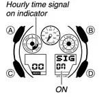 How to set alarm on Casio G-Shock GA-100