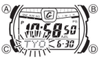 How to set time on Casio G-Shock GW-9010