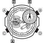 How to set alarm on Casio Edifice EQW-M1100