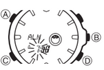 How to set alarm on Casio Edifice EFA-132