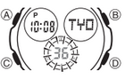 How to set time on Casio Baby-G BGA-117